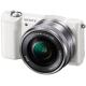 Фотоаппарат Sony Alpha A5000 Kit 16-50 Белый