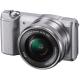 Фотоаппарат Sony Alpha A5000 Kit 16-50 Серебристый