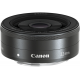 Объектив Canon EF-M 22mm f/2 STM Black