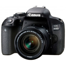 Фотоаппарат Canon EOS 800D Kit 18-55mm IS STM